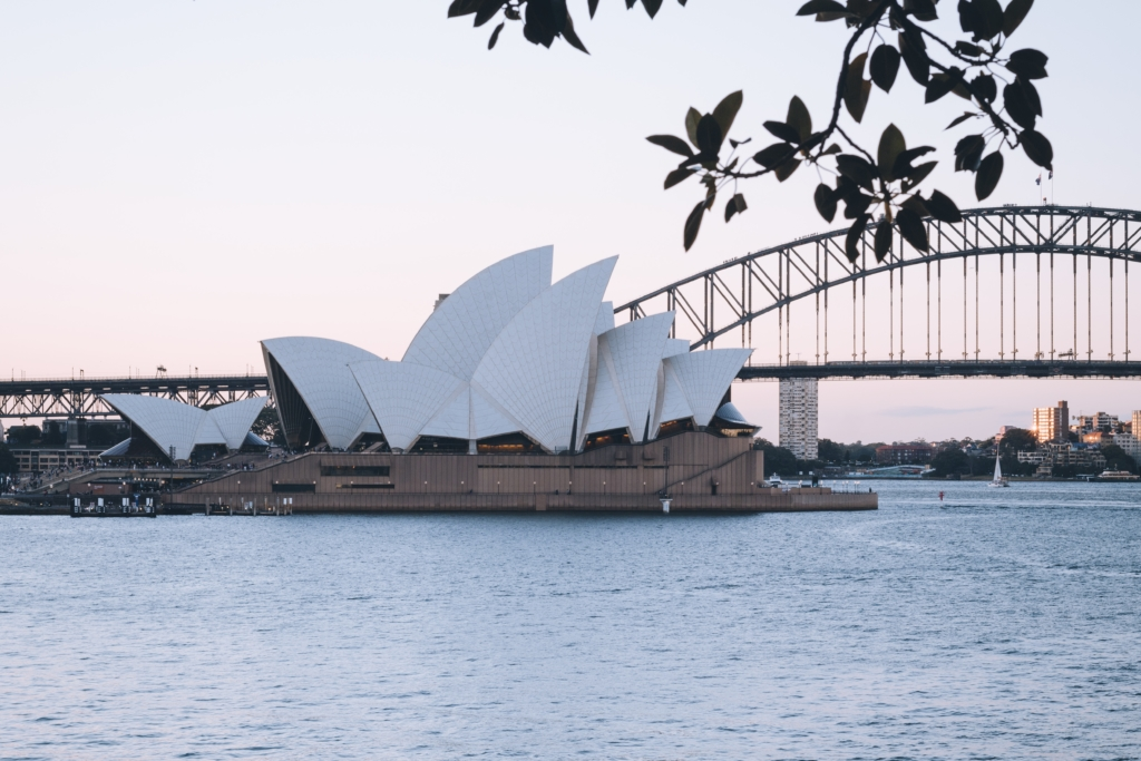 scène de rencontre à Sydney en Australie
