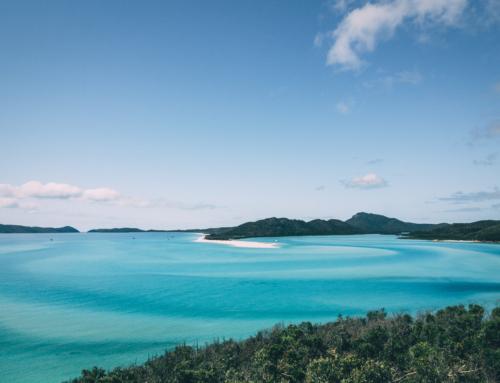 AUSTRALIE ⎪ EXCURSION PARADISIAQUE DANS LES WHITSUNDAYS