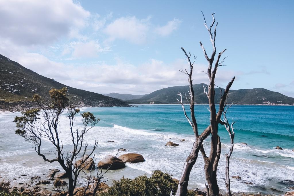 Paysage australie