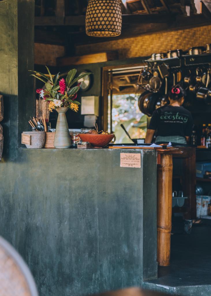 Restaurant Bali Eco Stay