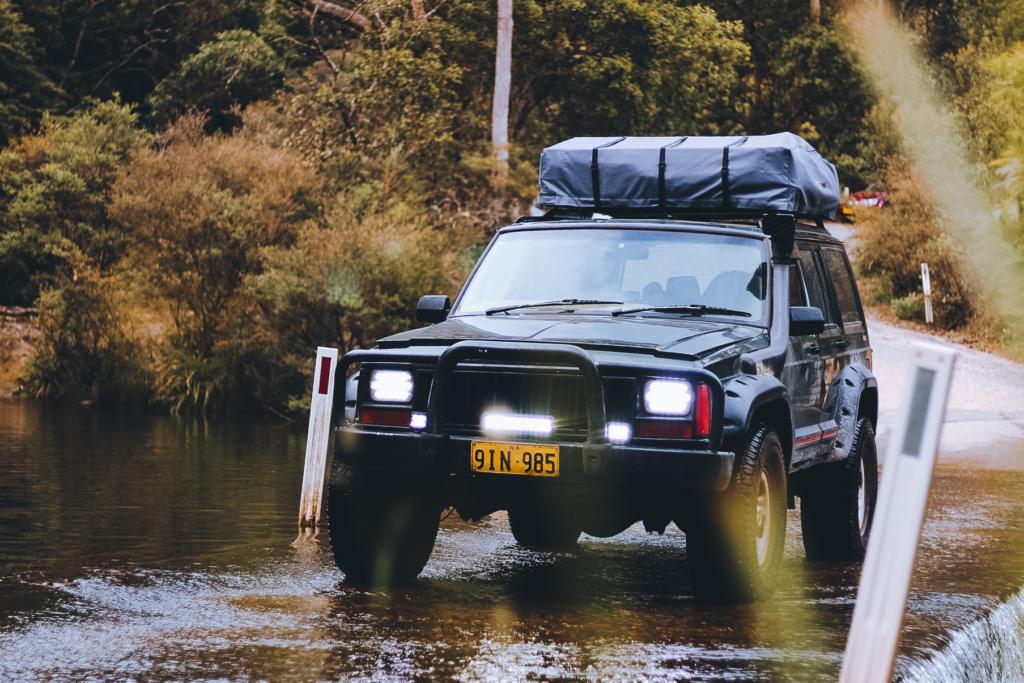 Road trip 4x4 australie